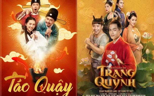 Phim hài tết Việt đấu tác phẩm của Châu Tinh Trì và Thành Long : Mùa Tết là giai đoạn sôi động ở rạp, từng chứng kiến nhiều tác phẩm nội hài như thường lệ sẽ ra...